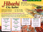 Hibachi city buffet